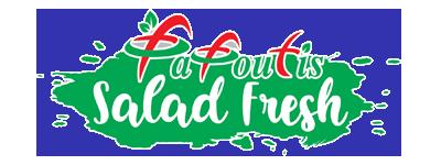 Fafoutis – SaladFresh Logo